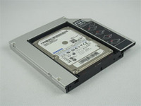 MicroStorage 2nd HDD 160GB 5400RPM Need to reuse odd Bezel IB160001I556 - eet01