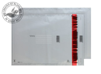 SE1020/20 Blake Purely Packaging White Polythene Pocket 430X330mm 70Mu Pack 20 Code Se1020/20 3P- SE1020/20