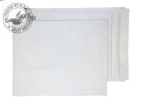 L/8 Blake Purely Packaging White Peel & Seal Padded Bubble Pocket 660X460mm 90Gm2 Pack 50 Code L/8 3P- L/8