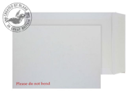 3266 Blake Purely Packaging White Peel & Seal Board Back Pocket 324X229mm 120Gm2 Pack 125 Code 3266 3P- 3266