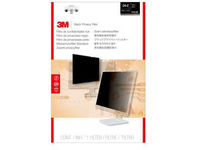 "3M Privacy Filter 24"" 16:10 AntiGlare, Frameless, Black PF240W1B - eet01"