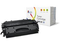 Quality Imaging Toner Black CE505X Pages: 6.500, Nordic Swan QI-HP2107 - eet01