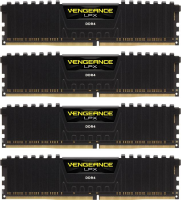 Corsair DDR4 3200MHZ 64GB 4X288DIMM UNBUFFERED 16-18-18- CMK64GX4M4B3200C16 - eet01