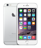 Apple Iphone 6 64gb Silver - Mg4h2zd/a - xep01