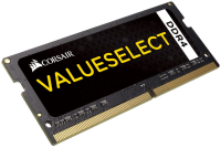Corsair DDR4 2133MHZ 16GB 1X260 SODIMM UNBUFFERED 15-15-15-36 CMSO16GX4M1A2133C15 - eet01