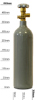 Portable Gas Bottles For Colleges