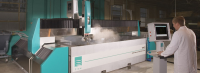 Aerospace Component Water Jet Cutting Services