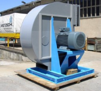 Centrifugal Impeller Corrosion-Resistant Fans