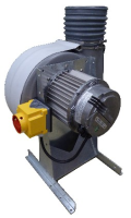 Centrifugal Impeller Plastic Fans