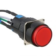 16mm Round Push Switch
