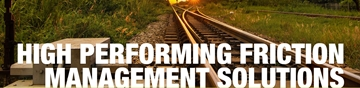Rail Friction Management Solutions