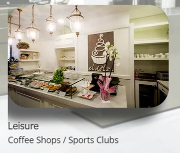 Installation Of Fittings For Leisure Coffee Shops