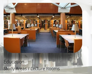 Manufacturer Of Fittings For Study Areas