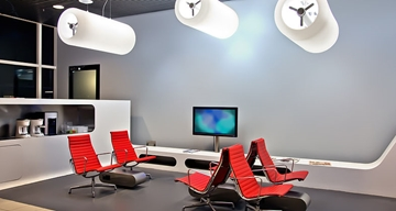 Manufacturer Of Fixtures For Commercial Interiors