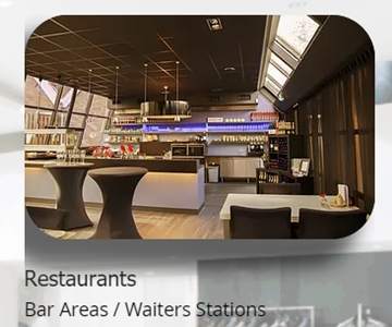 Manufacturer Of Fittings For Waiters Stations