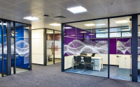 Supplier Of Slim Line i Wall 60 Partitioning Systems