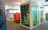 Open Plan Office Acoustic Pods Supplier
