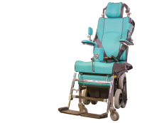 Outdoor Stair climber Wheelchair For Assisted Living Facilities