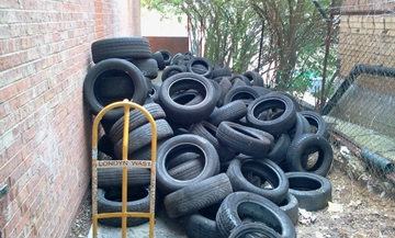 Tyre Recycling Collection