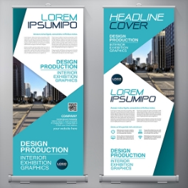 Suppliers Of Double Sided Pop Up Banners For Exhibitions