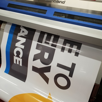 Vinyl Printing Services In UK