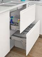 Inter-Bin For Undersink