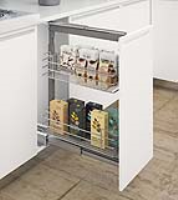 Classic Base Height Pull-Out Larder