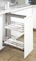 Apollo Base Height Pull-Out Larder