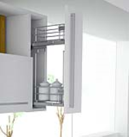Classic 150 mm Wall Unit Pull-Out
