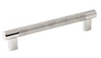Esquire Polished Nickel / Stainless Steel