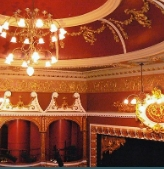 Commissioned Lighting Systems For Theatres
