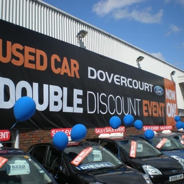 UK Supplier Of Banners