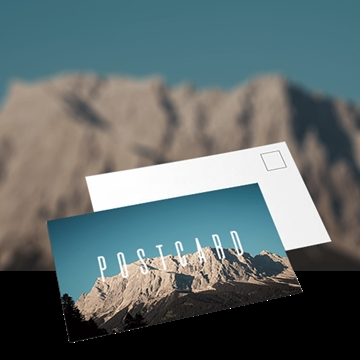 Postcard Printing Services In Leeds