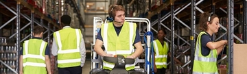 Voice Directed Warehouse Management