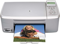 HP PSC 1610 A4 Colour All-In-One InkJet Printer Q5587B#ABD - Refurbished