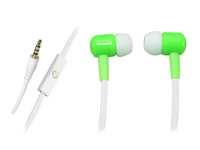 Sandberg Speakn Go In-Earset NeonGreen  125-64 - eet01
