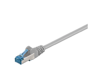 MicroConnect S/FTP CAT6A 0.25M Grey LSZH PIMF( Pairs in metal foil) SFTP6A0025 - eet01