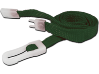 Capture 10mm Break-Away Lanyard With P  AC218-GR - eet01