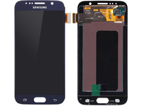 MicroSpareparts Mobile Samsung Galaxy S6 Series LCD Screen and Digitizer Assembly MSPP70775 - eet01
