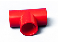 Bisson TEE PIECE RED  ABS006 - eet01