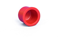 Bisson END CAP RED  ABS007 - eet01