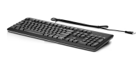 Hp Hp Usb Standard Keyboard Black French Azerty Qy776at#abf - xep01