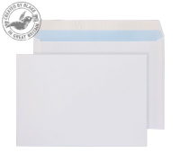 34707 Blake Purely Everyday Ultra White Peel & Seal Wallet 162X229mm 120Gm2 Pack 500 Code 34707 3P- 34707