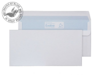 RD7882 Blake Purely Environmental White Self Seal Wallet 110X220mm 90Gm2 Pack 1000 Code Rd7882 3P- RD7882