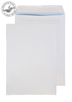 11060 Blake Purely Everyday White Self Seal Pocket 352X250mm 100Gm2 Pack 250 Code 11060 3P- 11060