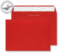 306 Blake Creative Colour Pillar Box Red Peel & Seal Wallet 162X229mm 120Gm2 Pack 500 Code 306 3P- 306