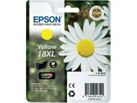Epson Ink Yellow 11,5ml No.18XL Pages 450 C13T18144010 - eet01