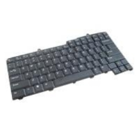 Dell Dell Dual Pointing - Notebook Replacement Keyboard - With Pointing Stick - Backlit - Danish (qwerty) W24rk - xep01