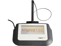 Signotec Sigma, w/ Backlight, HID-USB Incl. 5m cable, LCD ST-BE105-5-U100 - eet01