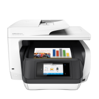 Hp Officejet Pro 8720 All-in-one Printer - 50 Pages: 90% Blk: 80% Avg Colour D9l19a#a81/1 - xep01